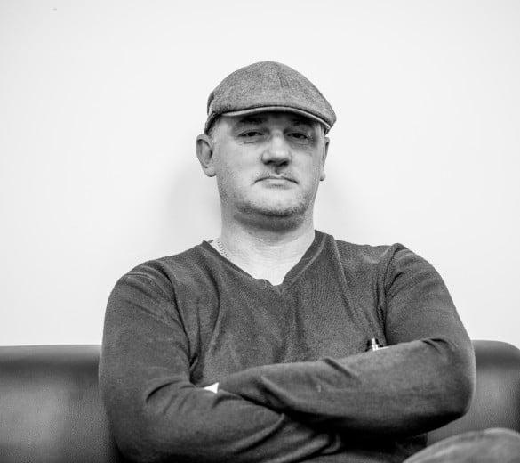 Paul Curtis - Owner of Zeus Juice UK ltd T/A Zeus Group