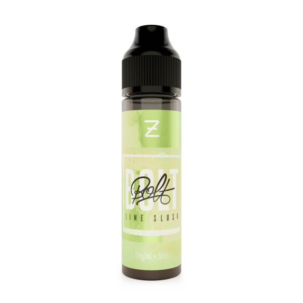 bolt 50mlsf lime slush white