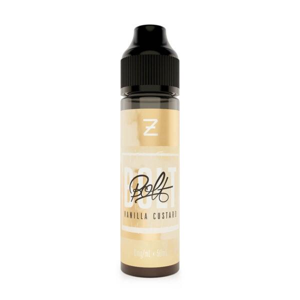 bolt 50mlsf vanilla custard white